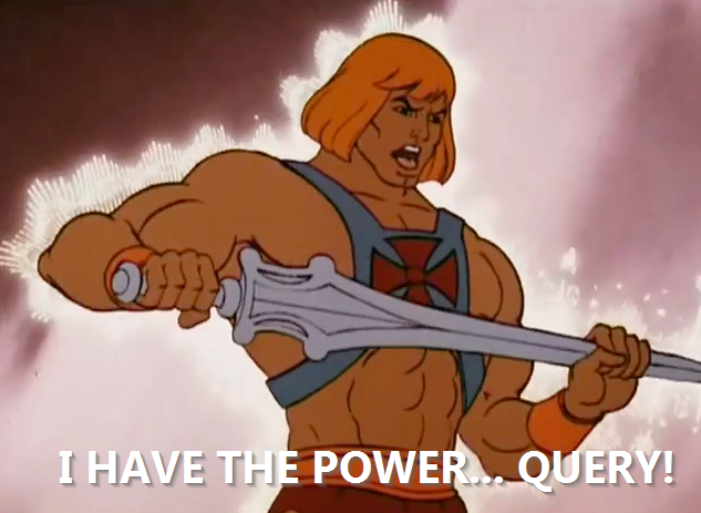 The power packed Power Query